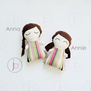 Anna & Annie | Jessica Dolls™