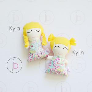 Kyla & Kylin | Jessica Dolls™