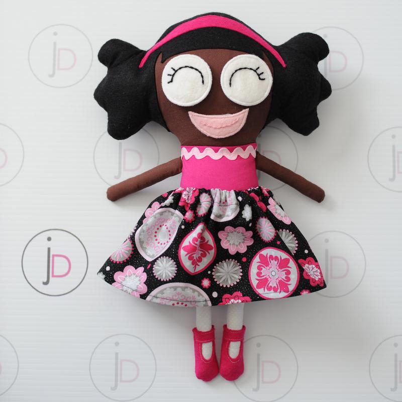 """Amber"" Customized | Jessica Dolls™"