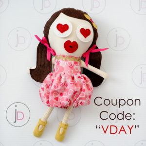 Valentine's Day Sale | Jessica Dolls™