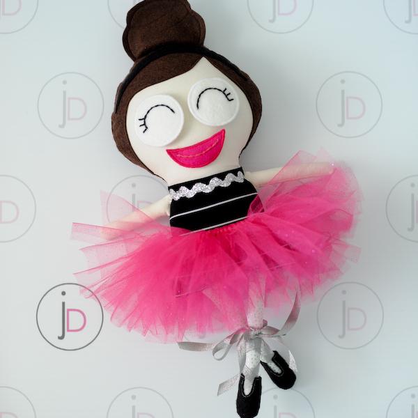 """Hope"" Customized | Jessica Dolls™"