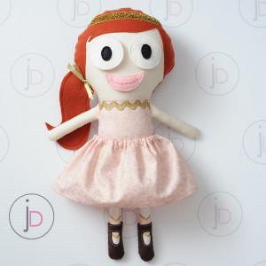 """Scarlet"" | Jessica Dolls™"