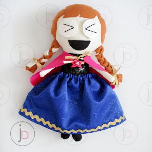 """Anna"" | Jessica Dolls™"