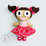 """Sally"" | Jessica Dolls™"