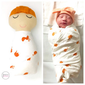 Baby Keepsake Doll | Jessica Dolls™